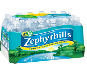 Zephyrhills bottled water at publix for with coupon - Gardeners supply company coupon code ...