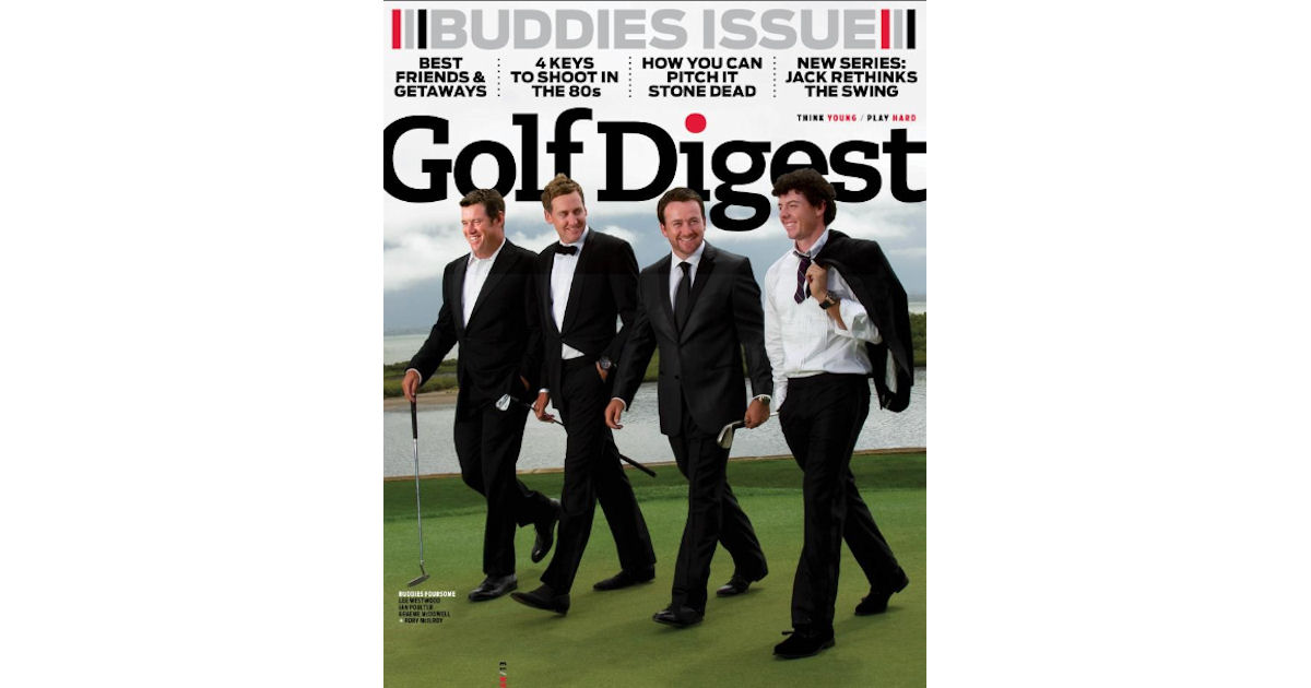 FREE Subscription to Golf Dige...