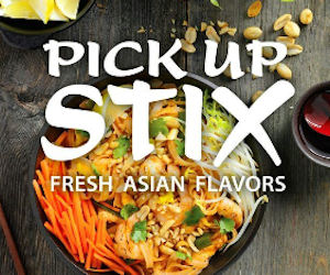 FREE Entree at Pick Up Stix...