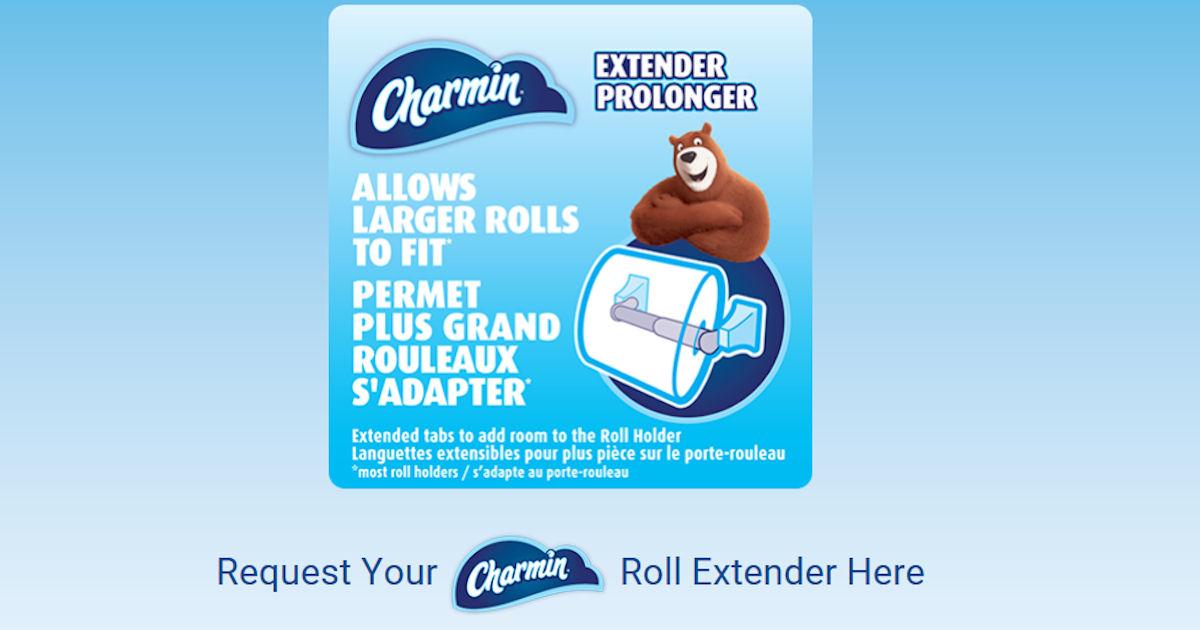 FREE Charmin Mega Roll Extende...