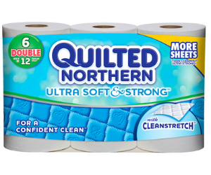 Quilted Northern at Winn- Dixie