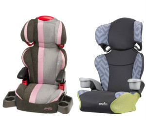 Evenflo Booster car seat on Walmart