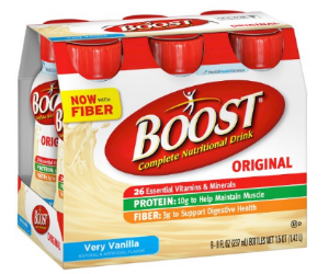 Boost Drinks at Publix