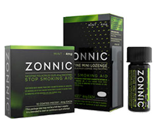 FREE Pack of Zonnic Stop-Smoki...