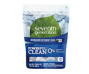 FREE Seventh Generation Dishwa...