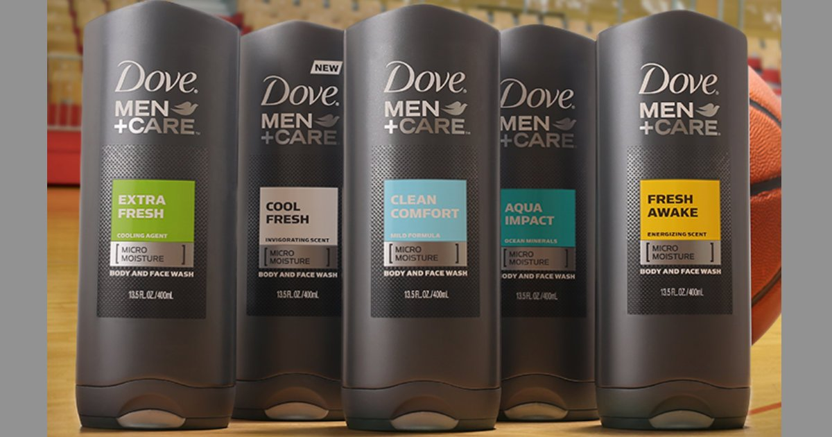 Free Dove Men Care Body Wash At Walgreens With Coupons Printable Coupons