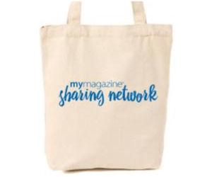 Free Mymagazine Tote Bag For Kroger Affiliates 1st 10 000