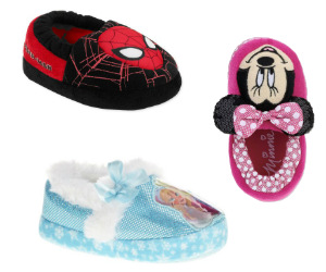 Toddler Slippers on Walmart