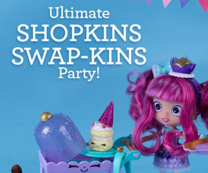 FREE Shopkins Poster, Surprise...