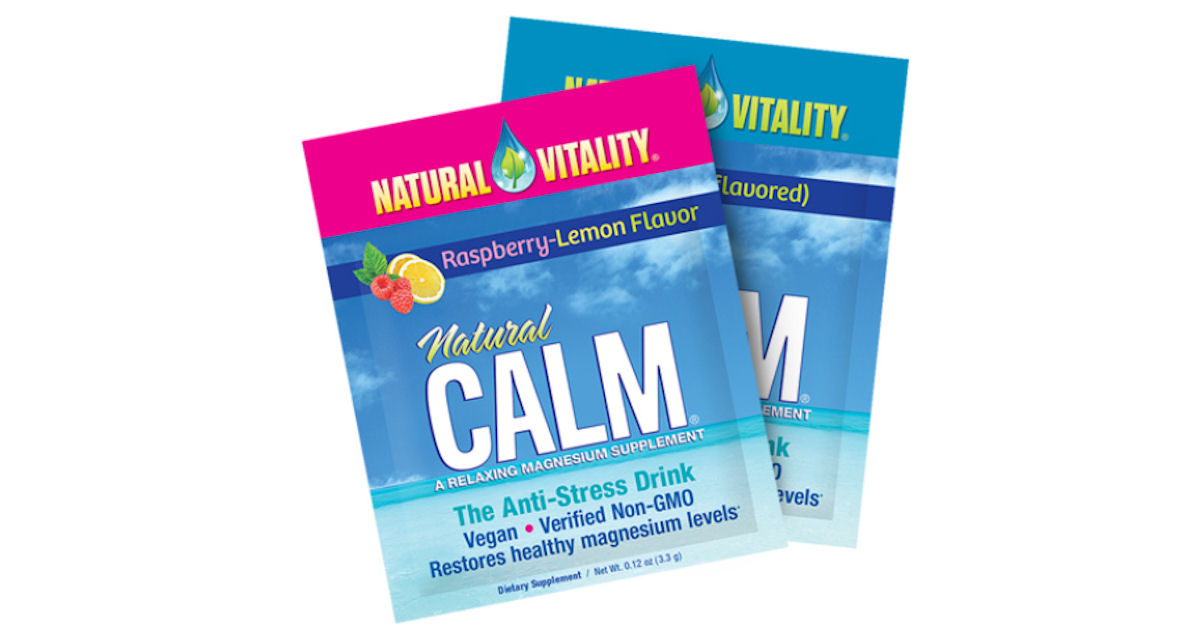 FREE Sample of Natural Vitalit...