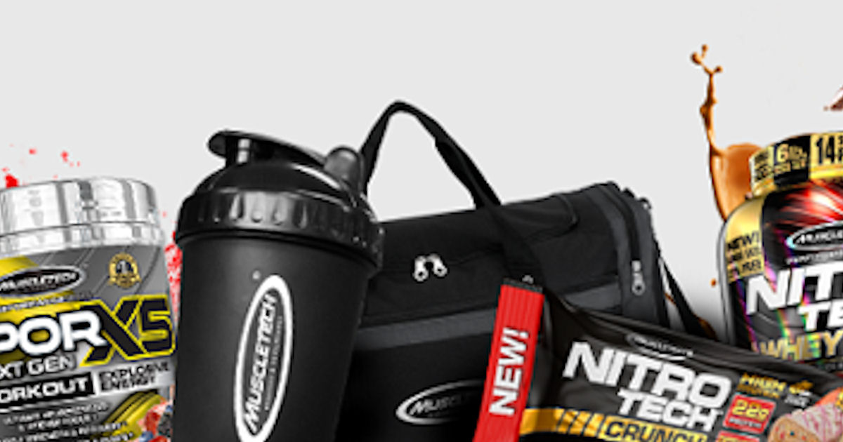 FREE MuscleTech Samples, Free.