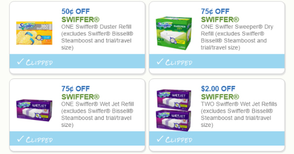 photo relating to Swiffer Coupons Printable known as Swiffer Financial savings More than $10 with Printable Discount coupons - Printable