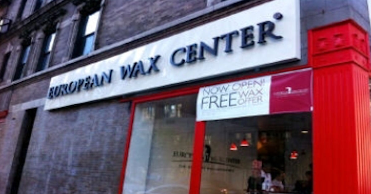 FREE Wax Service at European W...