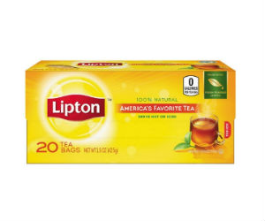 Lipton Tea at Publix