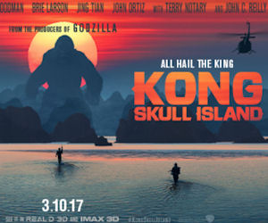 FREE Screening to Kong: Skull.
