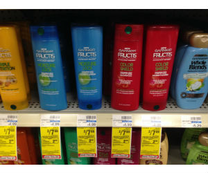 Garnier Fructis Hair Care at CVS