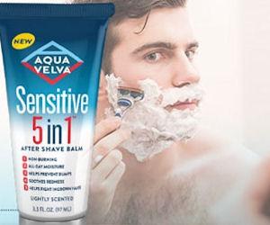 FREE Aqua Velva Sensitive 5-in...