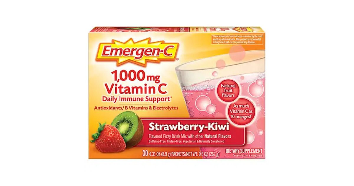 FREE Samples of Emergen-C...