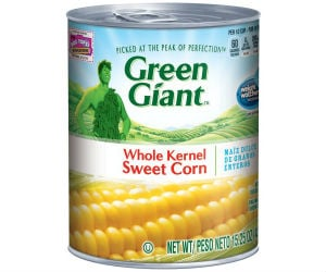 Green Giant Canned Vegetables at CVS