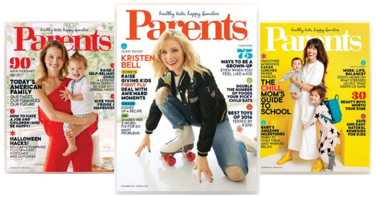 FREE Subscription to Parents M...