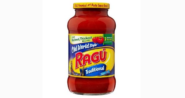 Ragu sauce coupons