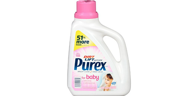 Purex baby detergent on Amazon