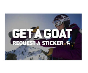 Backcountry Stickers