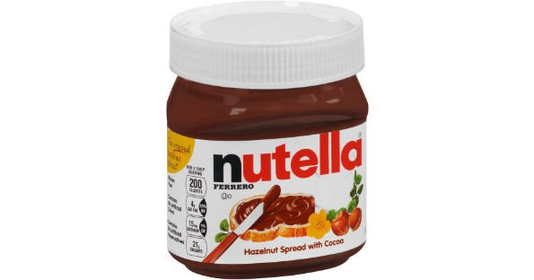 graphic regarding Nutella Printable Coupon named Cost-free + Moneymaker Nutella at Walmart with Coupon - Printable