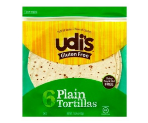 photo about Gluten Free Coupons Printable known as Udis Gluten Totally free Tortillas at Aim for $1.38 with Discount codes