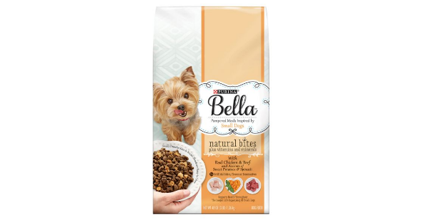 Purina Bella Dog Food at Petsmart