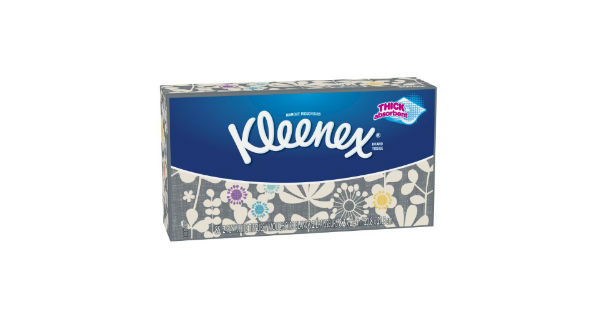 image regarding Kleenex Printable Coupon identify Kleenex Facial Tissues at Walmart CVS for $0.18 with