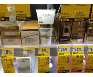 L'Oreal Paris Age Perfect Cleanser at Walgreens