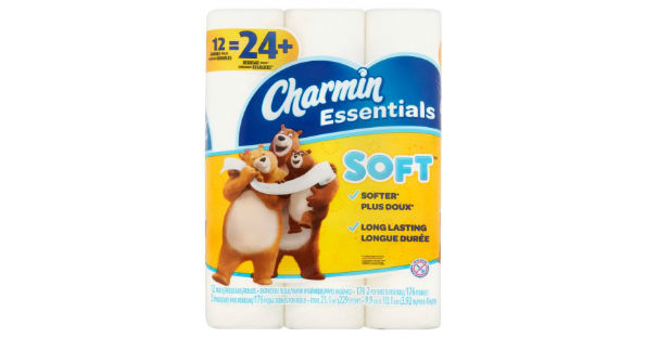 Charmin Essentials at Walmart