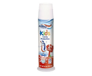 Aquafresh Kids Toothpaste at Publix
