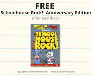 FREE Schoolhouse Rock 30th Ann...