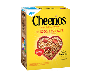 Cheerios at Safeway