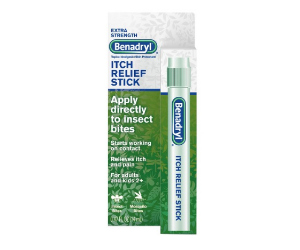 photograph relating to Benadryl Printable Coupon titled Absolutely free Benadryl Itch Reduction Sticks at Aim with Discount codes