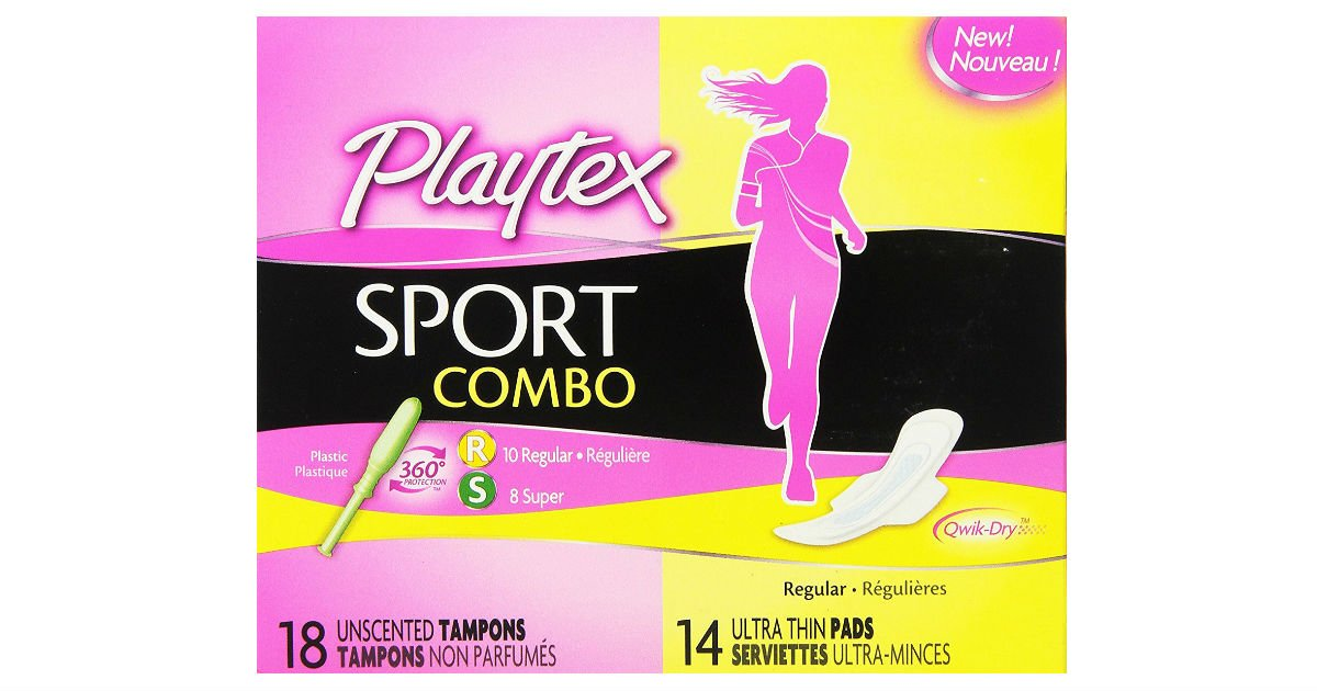 Playtex Combo Pack on Amazon