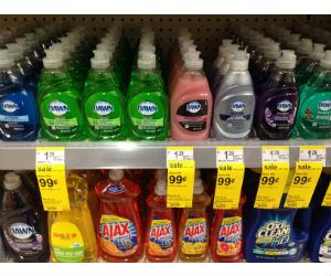 photograph about Printable Dawn Coupons referred to as Sunrise Dish Cleaning soap at Walgreens for $0.74 a Bottle - Printable