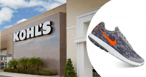 Discrepancia Escritura Gaviota  Kohl's - Save an Extra 25% Off Nike + $10 Kohl's Cash - Daily Deals &  Coupons