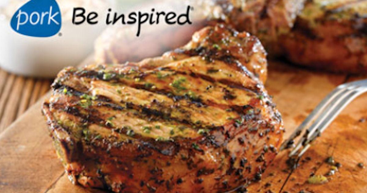 FREE Pork Be Inspired Recipe B...