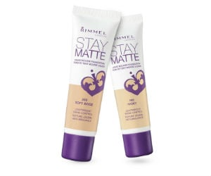 Rimmel Stay Matte Foundation at Walgreens