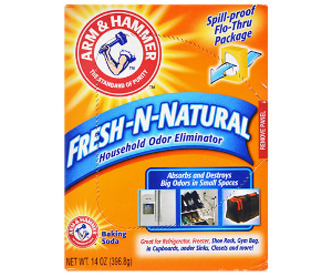 Arm & Hammer Baking Soda at Dollar Tree