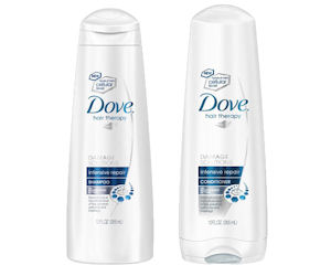 Free Dove Sample Box