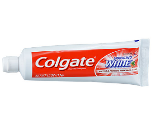 Colgate Toothpaste at Dollar Tree