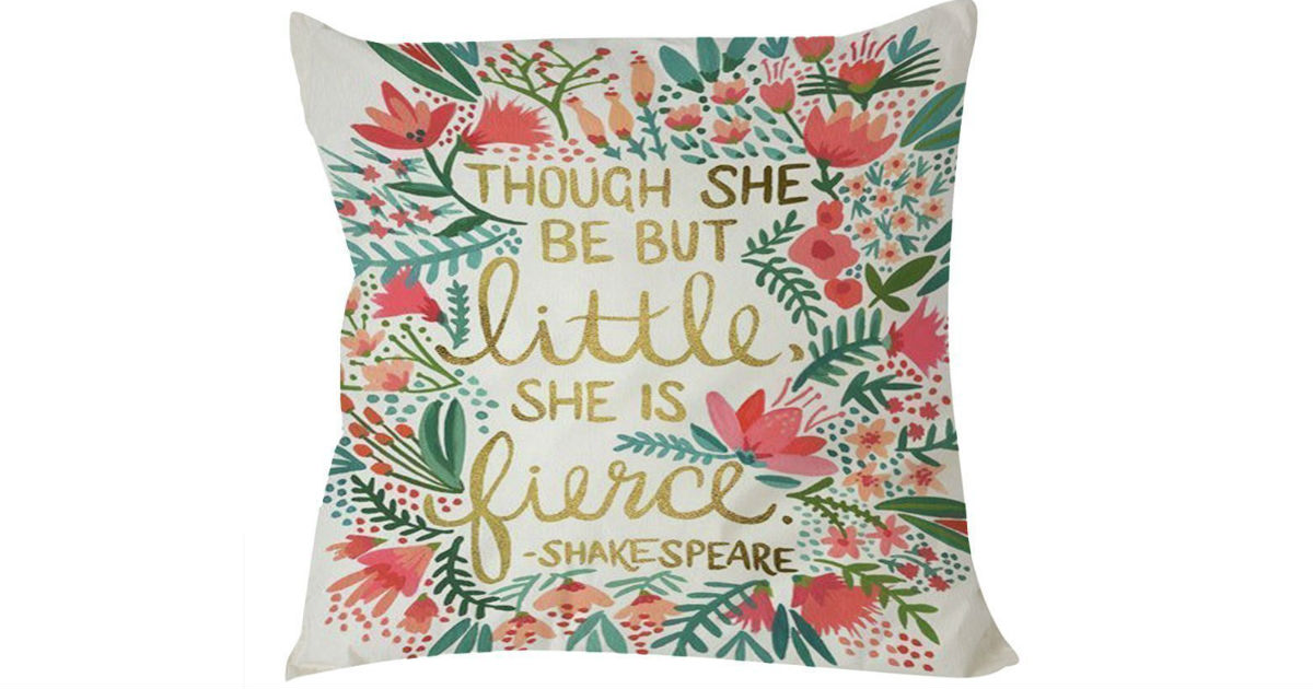 Throw Pillow Case on Amazon