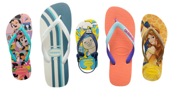 Havaianas on Zulily