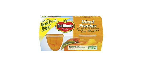 Del Monte Fruit Cups at Target