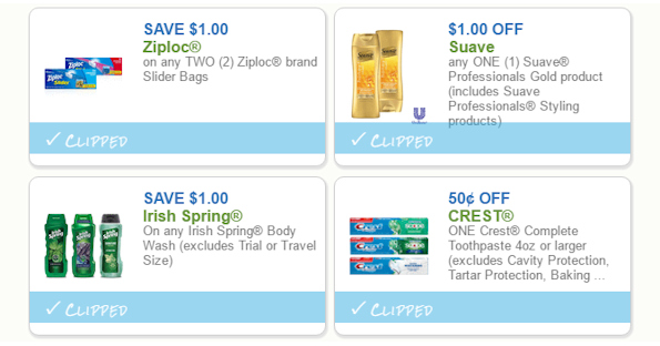 Popular Printable Coupons