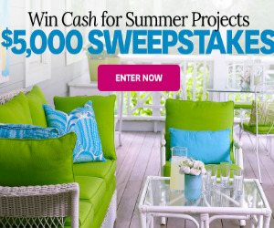 Win 5 000 From Better Homes And Gardens Free Sweepstakes